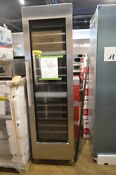 Miele Kwt1603vi 24 Stainless Built In Wine Cooler Glass Right Hinge Nob 21243