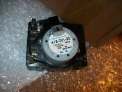 Ge Appliance Dryer Timer Replacement Part Number We4x771 New Open Box