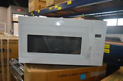Whirlpool Wmh31017fw 30 White Over The Range Microwave Nob 18098 Clw