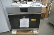 Ge Cts70dm2ns5 30 Stainless Single Electric Wall Oven Nob 50503 Hrt