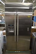 Jenn Air Js42ppdude 42 Stainless Built In Refrigerator Nob 50567 Hrt