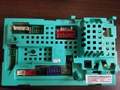 Kenmore Washer Control Board Part W10296064 W10393488