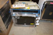 Maytag Mew9530fz 30 Stainless Electric Single Wall Oven Nob 19895