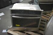 Ge Pt9050sfss 30 Stainless Single Electric Wall Oven Nob 25620 Hl
