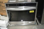 Whirlpool Wos51ec0hs 30 Stainless Single Electric Wall Oven Nob 31030 Hrt