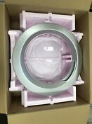 New Oem Lg Washer Door Assembly Adc74154924