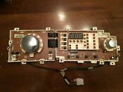 Lg Washer Dryer All In One Control Panel Ebr39219625