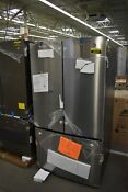 Ge Gne27jsmss 36 Stainless French Door Refrigerator Nob 48939 Hrt