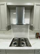 Ge Profile Range Hood 36 Inches Pv976nss Brand New