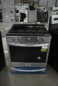 Whirlpool Wee750h0hz 30 Stainless Slide In Electric Range Nob 50777 Hrt