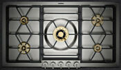Gaggenau Vg295214ca Gas Cooktop With 5 Burners Natural Gas 36 Inch Open Box