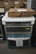 Ge Ct9800shss 30 Stainless Steel Double Wall Oven Nob 89231 Hrt