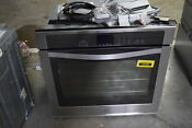 Whirlpool Wos51ec0as 30 Stainless Single Electric Wall Oven Nob 30901 Hrt