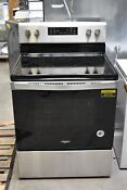 Whirlpool Wfe535s0js 30 Stainless Electric Range Nob 93755 Hrt