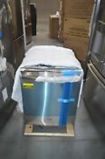 Ge Ddt595ssjss 24 Stainless Fully Integrated Dishwasher Nob 27658 Cln