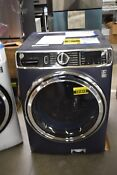 Ge Gfw850spnrs 28 Royal Sapphire Front Load Washer Nob 101813