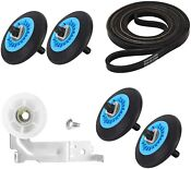 Ami Parts Ultra Durable Dryer Repair Kit Dc97 16782a Roller