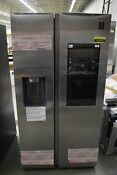 Samsung Rs27t5561sr 36 Stainless Side By Side Refrigerator Nob 103010
