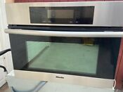 Miele H4080bm Microwave Convection Oven In Excellent Condition