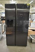 Samsung Rs27t5200sg 36 Black Stainless Side By Side Refrigerator Nob 103515