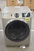 Ge Gfd65espnsn 28 Stain Nickel Front Load Electric Dryer Nob 104147