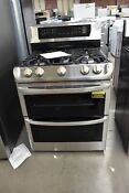 Lg Ldg4313st 30 Stainless Double Oven Gas Range Nob 104489