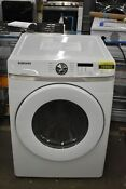 Samsung Dvg45t6000w 27 White Front Load Natural Gas Dryer Nob 104602