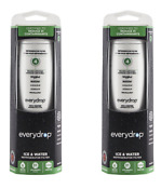 Whirlpool Everydrop Refrigerator Water Filter 4 Edr4rxd1 Pack Of 2 New