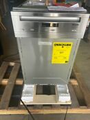 Miele G4720sci Built In Dishwasher With 6 Wash Cycles 18 Inch Open Box