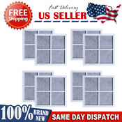 4 8 Pack Replacement Refrigerator Air Filter For Lg Lt120f Kenmore Elite 469918