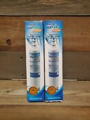 New Lot Of 2 Golden Ice Pure Rwf0500a Refrigerator Water Replacement Filter