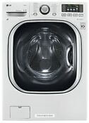 Lg All In One 4 3cuft Large Capacity Washer And Electric Ventless Dryer Combo