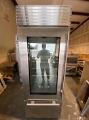 Subzero Bi30ugs Th Lh 30 Classic Glass Door Over Under Refrigerator