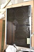Ge Profile Pp9030sjss 30 Stainless 5 Element Electric Cooktop Nob 109083