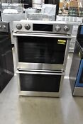 Samsung Nv51k7770ds 30 Stainless Steel Electric Double Wall Oven Nob 111401