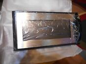 Ge Space Maker Microwave Door New Part Free Shipping C