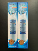 2 Golden Ice Pure Rwf0500a Refrigerator Water Filter Replacement 4396508 46 9010