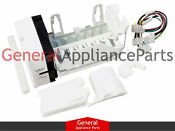 Refrigerator Icemaker Replaces General Electric Hotpoint Kenmore Wr30x10093