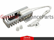 Amana Whirlpool Gas Range Oven Stove Cooktop Flat Ignitor Igniter 31947201