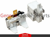 Kenmore Whirlpool Roper Kitchenaid Estate Refrigerator Relay Overload 4387913