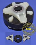 New Part 285753 Fits Whirlpool Kenmore Heavy Duty Washer Motor Coupler Coupling