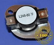 New Part 53 0771 312916 Fits Maytag Amana Crosley Dryer Thermostat Switch
