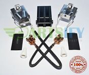 New Wb2x8228 Fits Ge Stove Heating Element Surface Burner Receptacle Kit