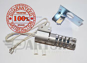 New Wb13k0004 Gas Range Oven Stove Ignitor Igniter Fits Ge General Electric