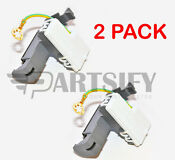 2 Pack 8318084 Ap3180933 Ps886960 New Washer Door Lid Switch For Whirlpool