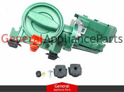 Washer Washing Machine Drain Pump Fits Whirlpool Duet Kenmore 8182819 8182821