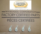 Genuine Whirlpool Sears Kenmore Washer Agitator Dogs 80040 Replaces 285612