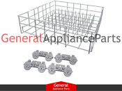 Climatek Lower Dishwasher Rack Replaces Kenmore Sears Maytag W10311986