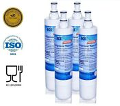 4 Pk Icepure Water Filter For Whirlpool Kenmore 4396508 4396510 Edr5rxd1 46 9008