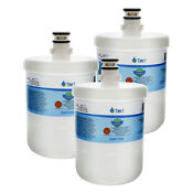 Fits Lg Lt500p 5231ja2002a Adq72910907 Comparable Water Filter 3 Pack